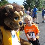 dash winner and lion